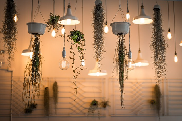 Unique lighting solutions with eco design
